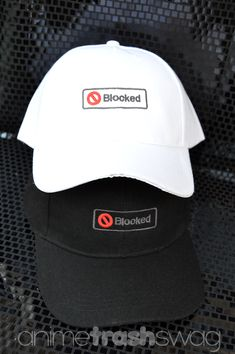 06e17c61f190d BLOCKED - DAD HAT ⚠⚠ from ANIMETRASHSWAG