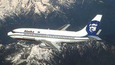 Alaska Airlines, Commercial Aircraft, Aviation, Usa, Aircraft, U.s. States