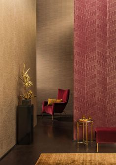 AVENUE CHEVRON AVA2623 - Designer Wall coverings / wallpapers from Omexco ✓ all information ✓ high-resolution images ✓ CADs ✓ catalogues ✓..