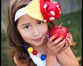 Snow white   Gorgeous dress up on etsy