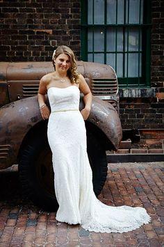 @mikaellabridal  | Real Bride Toronto ON Katy Michael