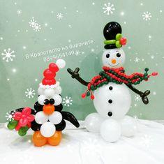 Christmas Balloons, Christmas Decorations, Christmas Ornaments, Holiday Decor, Snowman, Decor Ideas, Disney, Xmas, Globes