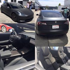Tesla Model 3 Out For A Day In Fremont, CA (via @Anlynia)