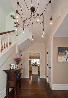 9 SWAG Pendant Chandelier - Modern lighting - Industrial Chandelier - Hanging Pendants - Rustic Lighting - Edison Bulb - Industrial Lighting by HangoutLighting on Etsy https://www.etsy.com/listing/231475528/9-swag-pendant-chandelier-modern