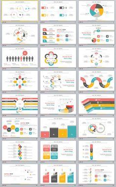 24+ Best infographic Design PowerPoint templates