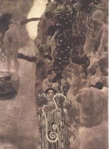 Medizin - (Gustav Klimt)