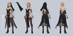 ArtStation - sorceress, dae jun park