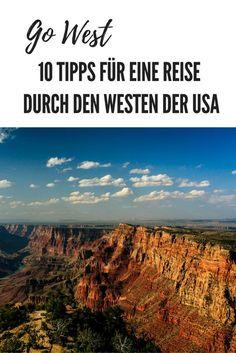Eine Reise in den Westen der USA hat einiges zu bieten. Pulsierenden Metropolen, ungezähmten Küsten, wunderschöne Nationalparks und endlos scheinende Wüstenlandschaften bieten unvergängliche Eindrücke und Erlebnisse. In meinem Beitrag möchte ich dir 10 Orte vorstellen, die du auf deiner Reise durch den Westen der USA nicht verpassen solltest.