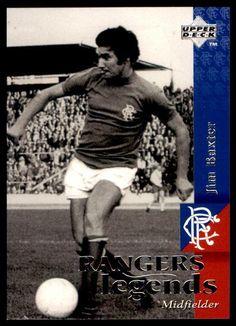 Jim Baxter of Ranger