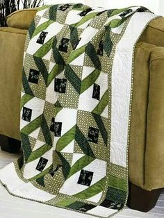 Quilt verde