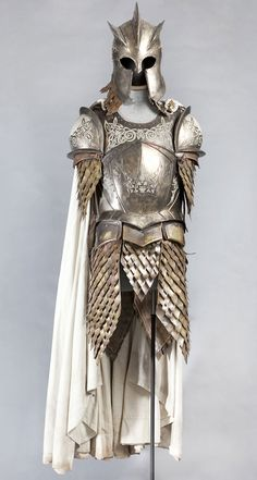 Costume: Jaime Lannister - Kingsguard armor. Game of Thrones. Not exactly history, but I want to make an armored costume one day