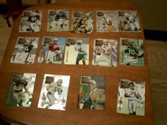 Playoff  Prime 1996 Football cards - total 41 Cards #Differentteams