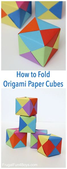 546 Best Kids Paper Craft Origami Images In 2019