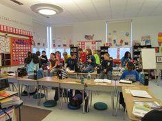 Awesome 3rd grade classroom blog
