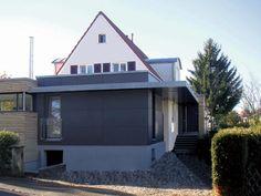Bautiger - Erweiterung einer Doppelhaushälfte