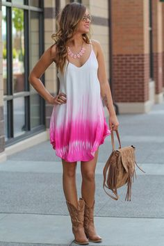 "This tunic look is perfect! Great for summer. Shop NanaMacs.com to get your ""Look At The Fire In My Eyes Tunic Top (Magenta)"" http://www.nanamacs.com/look-at-the-fire-in-my-eyes-tunic-top-magenta"