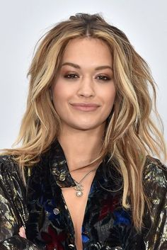 Rita Ora's hair hairstyles beauty - Celebrity Beauty | Glamour UK