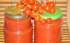 Rosii intregi in bulion Stuffed Peppers, Vegetables, Tableware, Food, Canning, Dinnerware, Stuffed Pepper, Tablewares, Essen