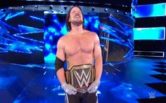 AJ Styles Is The New WWE World Champion