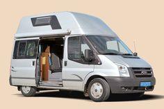 die 46 besten bilder von ford nugget camper caravan und. Black Bedroom Furniture Sets. Home Design Ideas