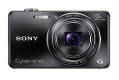 Introducing Sony Cybershot DSCWX100 182Megapixel Digital Camera  Black. Great Product and follow us to get more updates!