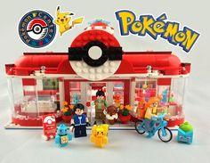 レゴで作られた「ポケモンセンター」が実にAWESOME!ゲームフリークの増田さんも称賛 | インサイド