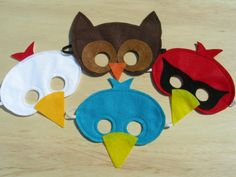 angry birds mask. So doing this for all of my kiddos!! What a fun pretend play idea this would be!