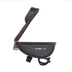 6inch Waterproof Touch Sceen Mobile Phone GPS Bag Handlebar Mouting Sale - Banggood.com Radar Detector, Mobile Storage, Car Audio, St Kitts And Nevis, Uganda, Bag Storage, Automobile, Phone, Motorcycles