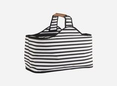 Ns0850 - Cooling bag, Stripes, 47x24 cm, h.: 22.5 cm