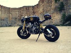 Honda CX500 cafe racer conversions are becoming more and more popular, the unusual, shaft-drive bike's from Honda never really saw huge...