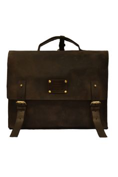 To carry my books of poetry.   Dirty Harry Eco Dark Brown O My Bag.