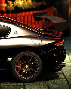 'Dat ass' - Maserati Gran Turismo via carhoots.com