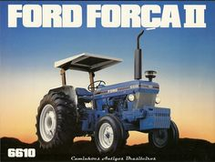 Tractor Pictures, Ford Tractors, New Holland, Ford Models, Monster Trucks, Vehicles, Farming, Vintage, Heavy Equipment