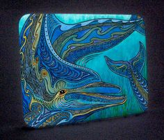 Heads or Tails Dolphin Cutting Board Trivet Hot by stephaniekiker, $31.95