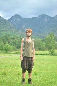 """gfloering: """" Mori kei outfit in Pucón - Chile :D """"Inicio uma viagem em busca de campos abandonados, de sementes sobre o solo De mitos antigos contados por anciãs, de sonhos reais e felicidades puras De musgos cobrindo raízes, do cheiro de eucalipto..."""