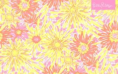 Love this new print from @Lilly Oh Pulitzer! desktop wallpaper
