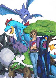 my pokemon team - Google Search