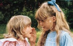 Madicken- Astrid Lindgren My favourite movie growing up!!! Me and my sister would watch these movies on repeat!