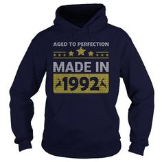 1992 Aged to perfection Hoddie Xmas Sweater #1992 #tshirts #birthday #gift #ideas #Popular #Everything #Videos #Shop #Animals #pets #Architecture #Art #Cars #motorcycles #Celebrities #DIY #crafts #Design #Education #Entertainment #Food #drink #Gardening #Geek #Hair #beauty #Health #fitness #History #Holidays #events #Home decor #Humor #Illustrations #posters #Kids #parenting #Men #Outdoors #Photography #Products #Quotes #Science #nature #Sports #Tattoos #Technology #Travel #Weddings #Women