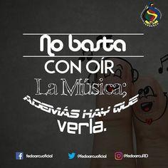 Cuentanos que significa para ti la musica.  #fedoarcu #arte #cultura #RD #musica #literatura #cine #arquitectura #pintura #danza #baile #teatro #ministeriodecultura #fedoarcuRD