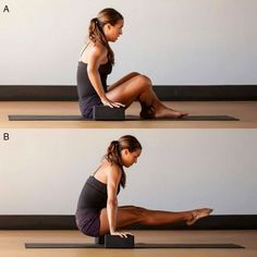 arm balance prep | yoga