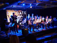 2. The GMJO live at Drygate