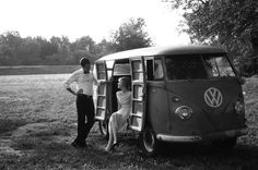 vintage VW camper #photos