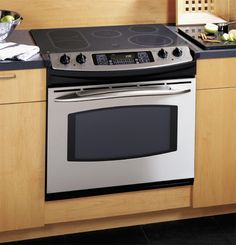 Kitchen General Electric Stoves For Interesting Apartment Design ...