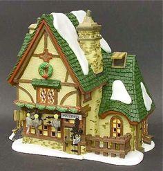 Department Dickens Village - Page 6 Christmas Tree Village, Christmas Villages, Christmas Carol, Christmas Home, Dept 56 Dickens Village, Santa's Village, Department 56, Villas, Miniatures