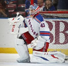 Marty Biron. Still miss him playing for NYR