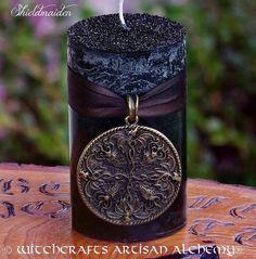 SHIELDMAIDEN™ Warrior Woman Nordic Dragons by ArtisanWitchcrafts