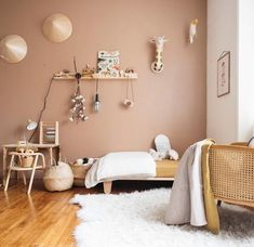 Kid room decor - my scandinavian home A Charming French Family Home Full of Inspiring Details Home Bedroom, Kids Bedroom, Bedroom Furniture, Bedroom Decor, Wood Furniture, Bedroom Ideas, Scandinavian Home, Baby Room Decor, Kid Spaces