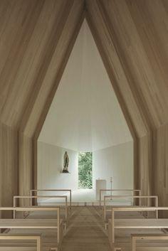 Gallery of Kapelle Salgenreute / Bernardo Bader Architekten - 3
