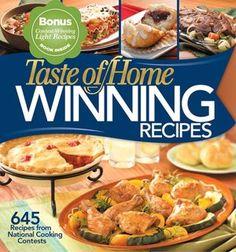 45 inspiring my fav cookbooks images taste of home cooking good rh pinterest com